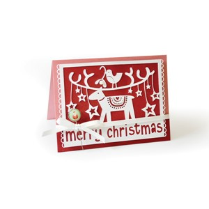 Sizzix Thinlits - Merry Christmas