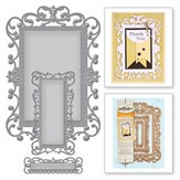Spellbinders Card Creator - 5x7 Reflective Moments