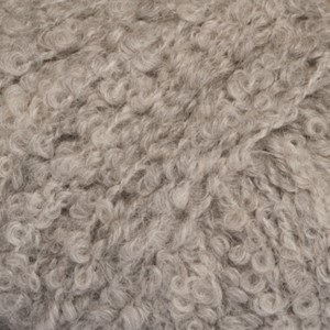 Alpaca Bouclé Mix - 5110 lys grå/ light grey