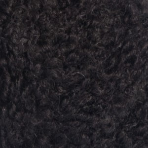 Alpaca Bouclé Unicolor - 8903 sort/ black