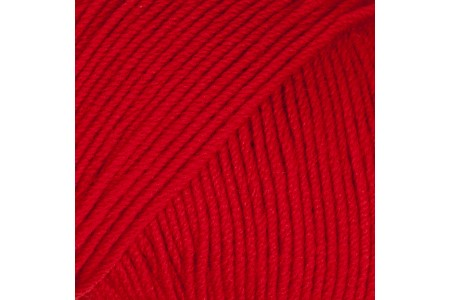 Baby Merino Unicolor - 16 rød/ red