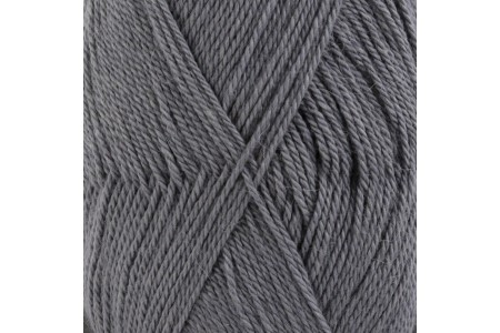 BabyAlpaca Silk - 8465 mellomgrå/ medium grey