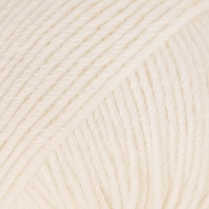 Cotton Merino Unicolor - 28 pudder