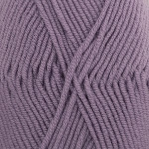 Merino Extra Fine Unicolor - 22 lys lilla/ medium purple