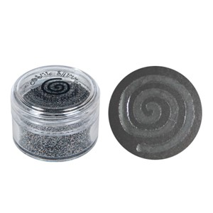 Cosmic Shimmer Detail Emboss Powder - Silver Shine