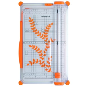 "Fiskars Papirkutter - Sure cut large 12""/ 30cm"