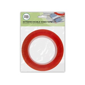 Extreme double-sided tape - 3 mm/ 4,5 m