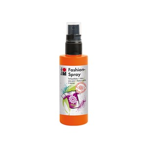 Marabu Fashion Spray 100 ml - 023 Rødorange