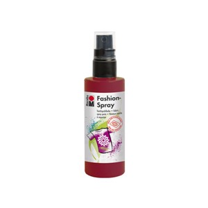 Marabu Fashion Spray 100 ml - 034 Bordeaux