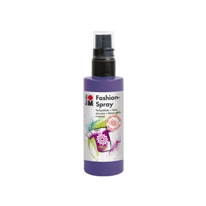 Marabu Fashion Spray 100 ml - 037 Plommerød