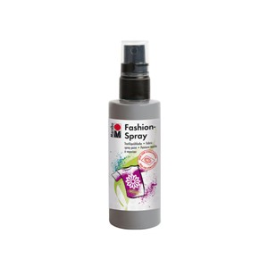 Marabu Fashionspray 100 ml - 078 Grå