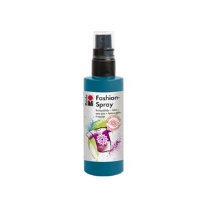 Marabu Fashionspray 100 ml - 092 Petrol