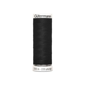 Gütermann Sew All - 200 m - 000 Sort