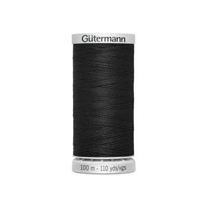 Gütermann Extra Strong M 782 - 100 m - 000 sort