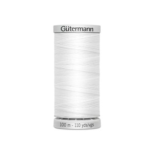 Gütermann Extra Strong M 782 - 100 m - 800 hvit
