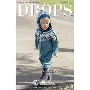 Drops Kolleksjon Children No 27