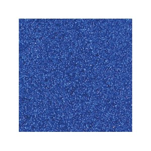 Glitterkartong - 30x30 - Jewel Blue
