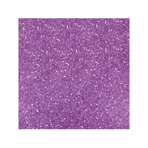 Glitterkartong - 30x30 - Light Purple