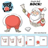 Jingle Bell Rock - Santa shake set