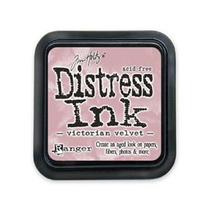 Distress Ink Pad - Victorian Velvet