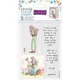 Roald Dahl The Big Friendly Giant Clear Stamps